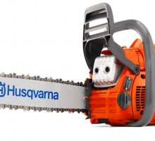 Chainsaw_Husqvarna